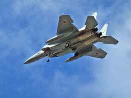 jp arrowさんが、岐阜基地で撮影した航空自衛隊 F-15J Eagleの航空フォト(飛行機 写真・画像)