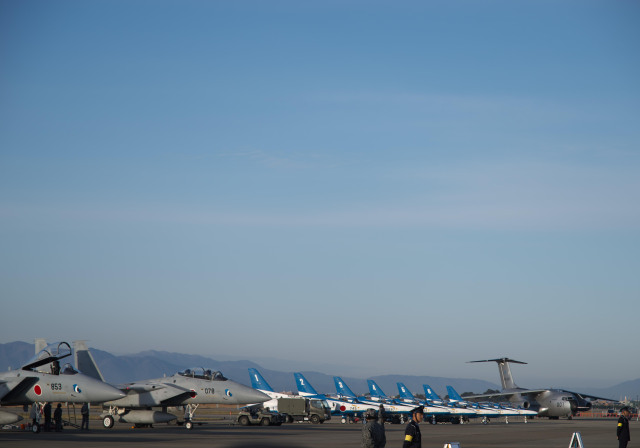 平凡なおっちゃんさんが、岐阜基地で撮影した航空自衛隊 C-1FTBの航空フォト(飛行機 写真・画像)