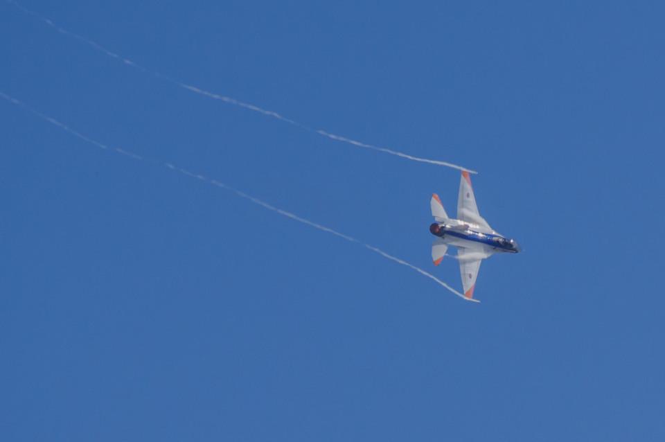 平凡なおっちゃんさんの航空自衛隊 Mitsubishi F-2A (63-8502) 航空フォト