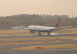 ふじいあきらさんが、成田国際空港で撮影したデルタ航空 A330-323Xの航空フォト(写真)