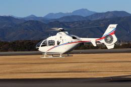 Judy1009さんが、静岡空港で撮影した静岡エアコミュータ EC135T2の航空フォト(飛行機 写真・画像)