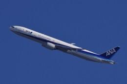 mild lifeさんが、伊丹空港で撮影した全日空 777-381/ERの航空フォト(飛行機 写真・画像)
