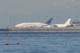 jutenLCFさんが、中部国際空港で撮影したボーイング 747-409(LCF) Dreamlifterの航空フォト(飛行機 写真・画像)