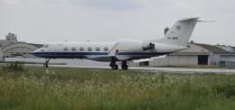 taiki_jcg__jediさんが、入間飛行場で撮影した航空自衛隊 U-4 Gulfstream IV (G-IV-MPA)の航空フォト(飛行機 写真・画像)