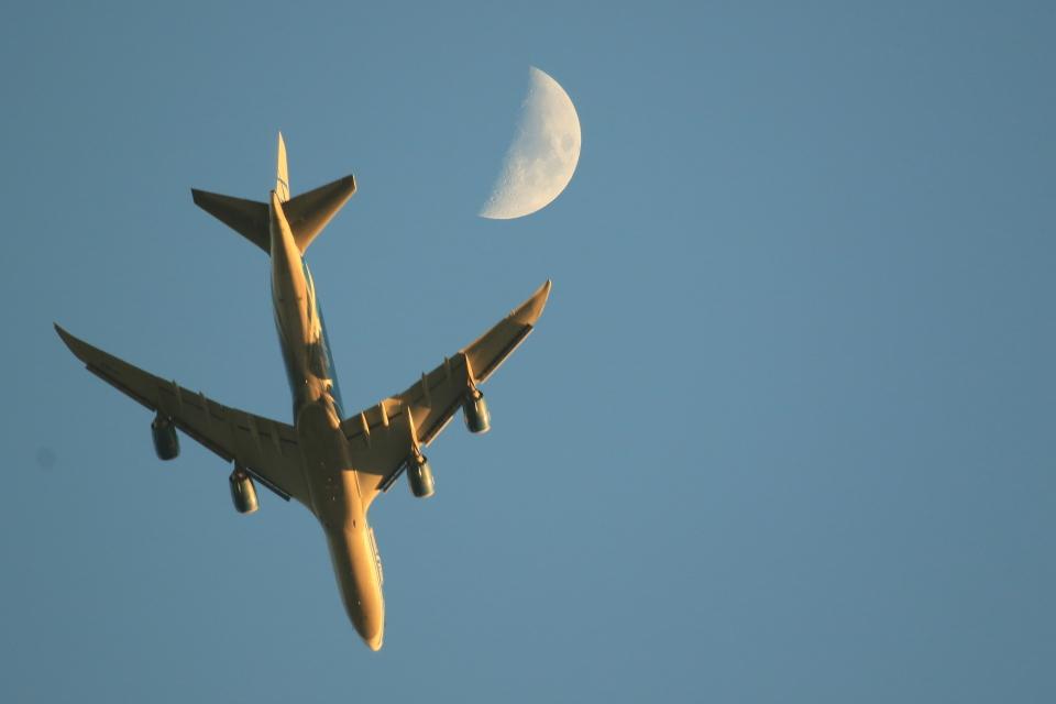 flyskyさんのエアブリッジ・カーゴ・エアラインズ Boeing 747-8 (VQ-BFE) 航空フォト