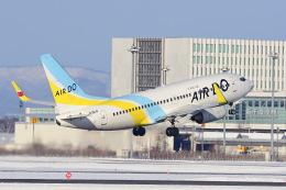 YouKeyさんが、新千歳空港で撮影したAIR DO 737-781の航空フォト(飛行機 写真・画像)