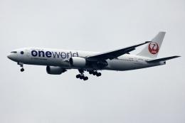 kaeru6006さんが、羽田空港で撮影した日本航空 777-246の航空フォト(飛行機 写真・画像)
