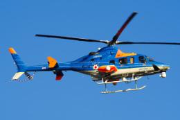 さんごーさんが、東京ヘリポートで撮影した朝日航洋 430の航空フォト(飛行機 写真・画像)