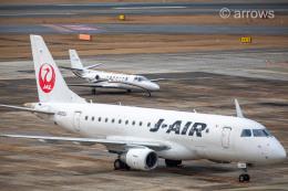 アローズさんが、福岡空港で撮影した日本エアロスペース 560 Citation Vの航空フォト(飛行機 写真・画像)
