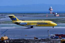 パール大山さんが、サンフランシスコ国際空港で撮影したリパブリック・エアラインズ DC-9-15RCの航空フォト(飛行機 写真・画像)