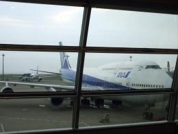 しまb747さんが、羽田空港で撮影した全日空 747-481(D)の航空フォト(飛行機 写真・画像)
