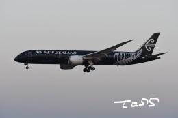 tassさんが、成田国際空港で撮影したニュージーランド航空 787-9の航空フォト(飛行機 写真・画像)