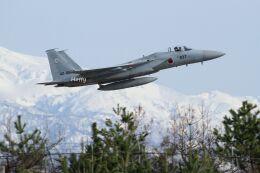 Hottyさんが、小松空港で撮影した航空自衛隊 F-15J Eagleの航空フォト(飛行機 写真・画像)