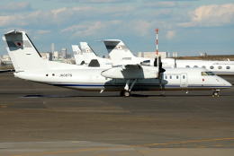 jun☆さんが、羽田空港で撮影した国土交通省 航空局 DHC-8-315Q Dash 8の航空フォト(飛行機 写真・画像)