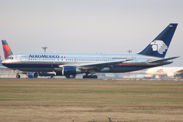 jun☆さんが、成田国際空港で撮影したアエロメヒコ航空 767-2B1/ERの航空フォト(飛行機 写真・画像)