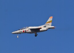 jp arrowさんが、岐阜基地で撮影した航空自衛隊 T-4の航空フォト(飛行機 写真・画像)