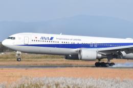 MASAMONさんが、佐賀空港で撮影した全日空 767-381/ERの航空フォト(飛行機 写真・画像)