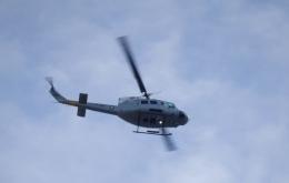 taiki_jcg__jediさんが、調布飛行場で撮影したアメリカ空軍 UH-1N Twin Hueyの航空フォト(飛行機 写真・画像)