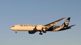 raichanさんが、成田国際空港で撮影したニュージーランド航空 787-9の航空フォト(飛行機 写真・画像)