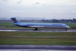 kumagorouさんが、仙台空港で撮影した大韓航空 MD-83 (DC-9-83)の航空フォト(飛行機 写真・画像)