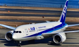 はやさんが、羽田空港で撮影した全日空 787-8 Dreamlinerの航空フォト(飛行機 写真・画像)