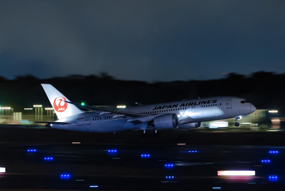 SGR RT 改さんの日本航空 Boeing 787-8 Dreamliner (JA844J) 航空フォト