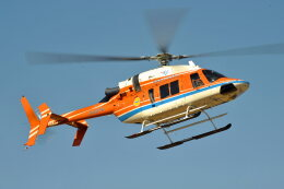 NIKKOREX Fさんが、群馬ヘリポートで撮影した新日本ヘリコプター 427の航空フォト(飛行機 写真・画像)