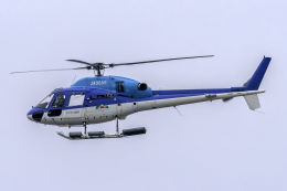 K.Sさんが、那覇空港で撮影したエクセル航空 AS355N Ecureuil 2の航空フォト(飛行機 写真・画像)