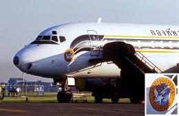 A-330さんが、横田基地で撮影したタイ王国空軍 DC-8-62CFの航空フォト(飛行機 写真・画像)