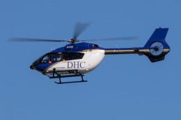 Koenig117さんが、岐阜基地で撮影したディーエイチシー EC145T2の航空フォト(飛行機 写真・画像)