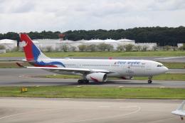 ルイさんが、成田国際空港で撮影したネパール航空 A330-243の航空フォト(飛行機 写真・画像)