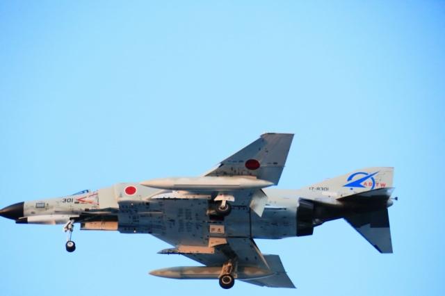 bakさんが、岐阜基地で撮影した航空自衛隊 F-4EJ Phantom IIの航空フォト(飛行機 写真・画像)