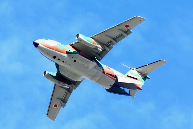 bakさんが、岐阜基地で撮影した航空自衛隊 C-1の航空フォト(飛行機 写真・画像)