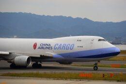 khideさんが、関西国際空港で撮影したチャイナエアライン 747-409F/SCDの航空フォト(飛行機 写真・画像)