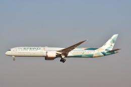 チョロ太さんが、成田国際空港で撮影したエティハド航空 787-10の航空フォト(飛行機 写真・画像)