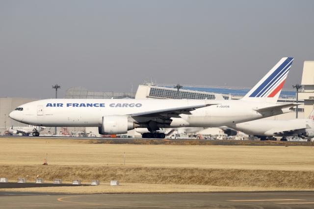 A350XWB-HNDさんが、成田国際空港で撮影したエールフランス航空 777-F28の航空フォト(飛行機 写真・画像)