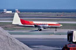 パール大山さんが、サンフランシスコ国際空港で撮影したGolden Gate Airlines 580の航空フォト(飛行機 写真・画像)