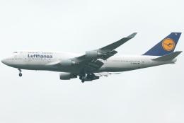 jun☆さんが、成田国際空港で撮影したルフトハンザドイツ航空 747-430の航空フォト(飛行機 写真・画像)