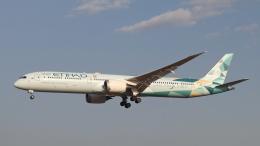 raichanさんが、成田国際空港で撮影したエティハド航空 787-10の航空フォト(飛行機 写真・画像)