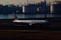 M.airphotoさんが、羽田空港で撮影した日本航空 777-246/ERの航空フォト(飛行機 写真・画像)