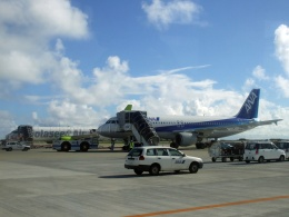 しまb747さんが、那覇空港で撮影した全日空 A320-211の航空フォト(飛行機 写真・画像)