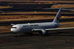 M.airphotoさんが、羽田空港で撮影した日本航空 767-346/ERの航空フォト(飛行機 写真・画像)
