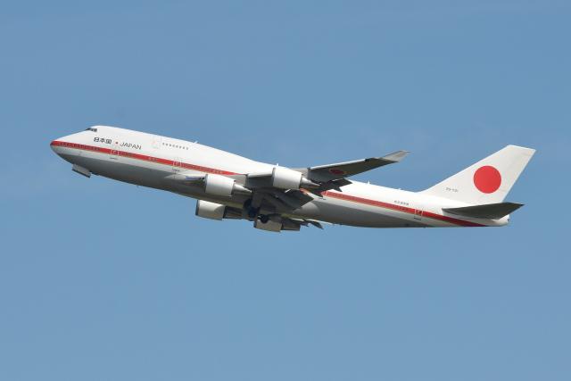 Deepさんが、新千歳空港で撮影した航空自衛隊 747-47Cの航空フォト(飛行機 写真・画像)