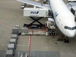 しまb747さんが、羽田空港で撮影した全日空 777-281の航空フォト(飛行機 写真・画像)