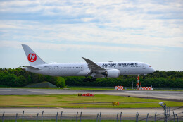 Astechnoさんが、成田国際空港で撮影した日本航空 787-9の航空フォト(飛行機 写真・画像)