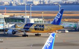 CL&CLさんが、羽田空港で撮影した全日空 777-281/ERの航空フォト(飛行機 写真・画像)