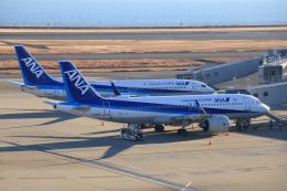 CL&CLさんが、羽田空港で撮影した全日空 A320-271Nの航空フォト(飛行機 写真・画像)