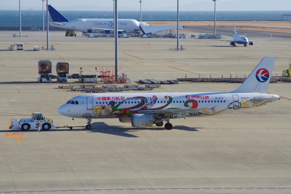 yabyanさんの中国東方航空 Airbus A320 (B-6371) 航空フォト