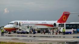 让开我先飞さんが、大慶薩爾図空港で撮影した成都航空 ARJ21-700の航空フォト(飛行機 写真・画像)