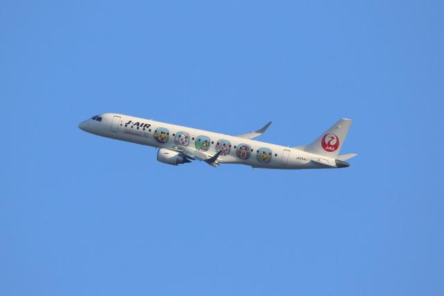 kaz787さんが、伊丹空港で撮影したジェイエア ERJ-190-100(ERJ-190STD)の航空フォト(飛行機 写真・画像)
